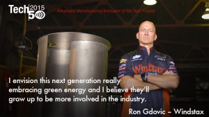 WindStax Founder Ronald Gdovic
