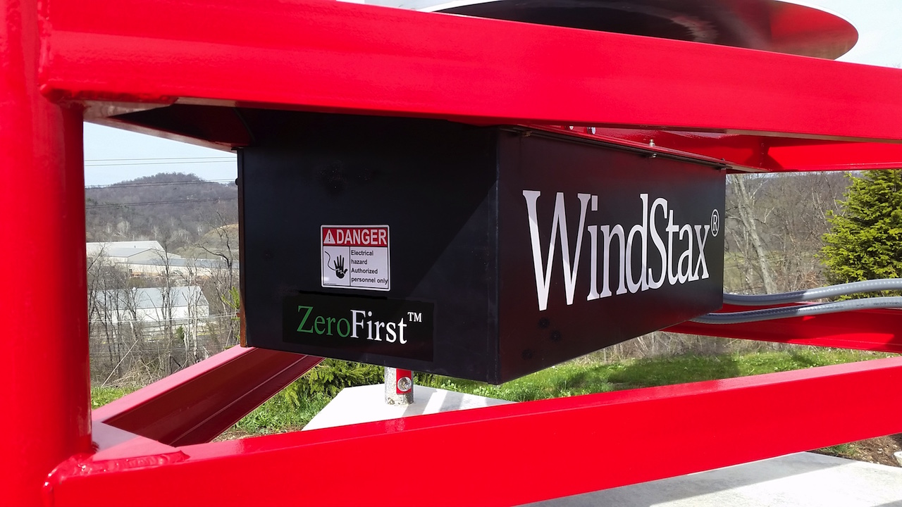 WindStax ZeroFirst Technology
